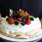 Torta Pavlova – Balerina među dezertima