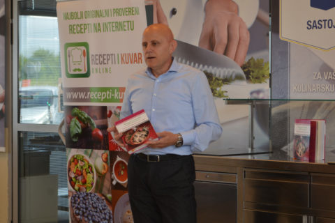Miodrag Ilić: Tradicionalna domaća srpska kuhinja