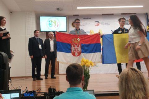 Đaci Matematičke gimnazije osvojili zlato na Međunarodnoj matematičkoj olimpijadi u Moldaviji!
