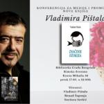 Nova knjiga Vladimira Pištala